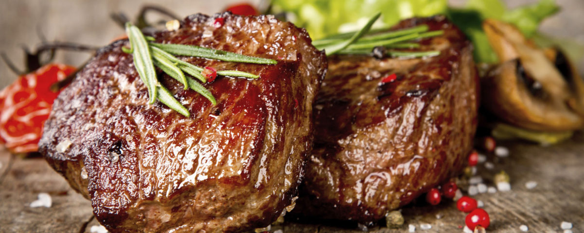 Outback beef steaks